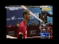 Leonardo Leyva Martinez 49 points in match Sichuan - Shandon