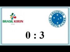 Brasil Kirin/Campinas - Sada Cruzeiro Vôlei (Highlights)