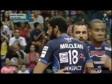 Wallace de Souza 2nd meter spike (Taubaté - Juiz de Fora)