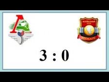Lokomotiv Novosibirsk - Kuzbass Kemerovo (Highlights)