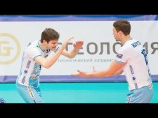 Dynamo Moscow - Noliko Maaseik (Highlights)