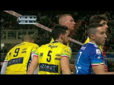 Amazing action by Orduna - N'Gapeth duo (Padova - Modena)