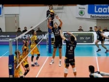 Hurrikaani Loimaa - Trentino Volley (Highlights)