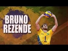 Bruno Rezende - Genius Volleyball Setter