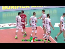 Trentino Volley - Copra Piacenza (Highlights)