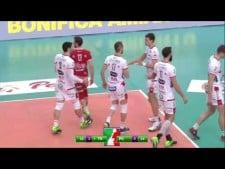 Trentino Volley - LPR Piacenza (Highlights)