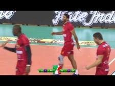 Sir Safety Perugia - Vibo Valentia (Highlights)
