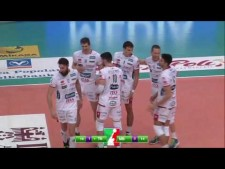 Trentino Volley - Vero Volley Monza (Highlights)