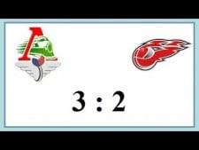 Lokomotiv Novosibirsk - Fakel Novy Urengoy (Highlights)