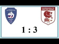 Dynamo Moscow - Belogorie Belgorod (Highlights)