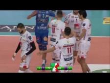 Kioene Padova - Lube Banca Macerata (Highlights)