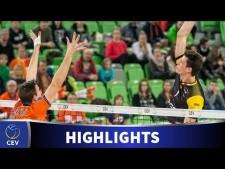 ACH Volley Ljubljana - Skra Bełchatów (short cut)