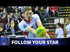 Dmitriy Muserskiy in match Perugia - Belgorod