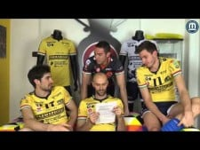 Interview with 4 players from Modena Volley