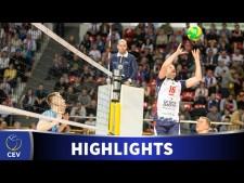 Kędzierzyn-Koźle - Dynamo Moscow (Highlights)