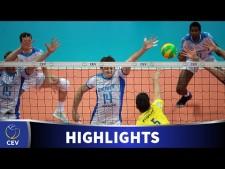 Zenit Kazan -  VfB Friedrichshafen (Highlights)