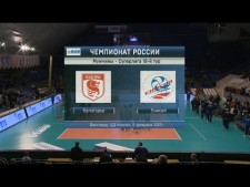 Belogorie Belgorod - Enisey Krasnoyarsk (full match)