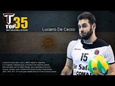 Top 35 Best Volleyball Actions - Luciano De Cecco