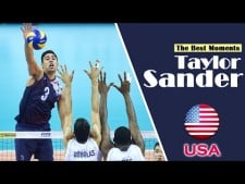 Taylor Sander (USA) | Volleyball best moments