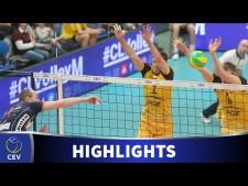 Skra Bełchatów - ACH Volley Ljubljana (Highlights)