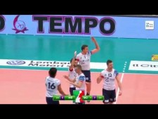 Gi Group Monza - Modena Volley (Highlights)