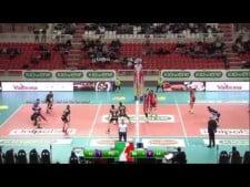 Kioene Padova - Revivre Milano (Highlights)