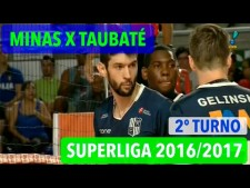 Minas Tenis Clube - Funvic/Taubaté (full match)