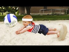 Very Funny Volleyball Videos
