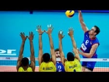 Marco Ivovic SRB Incredible Spike 365 cm Top Volleyball Spik