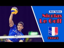 TOP10 Best Spikes by Nicolas Le Goff
