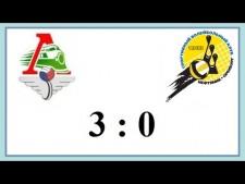 Lokomotiv Novosibirsk - Neftyanik Orenburg (Highlights)