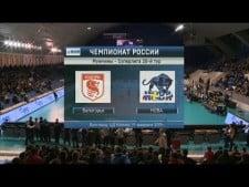 Belogorie Belgorod - NOVA Novokuybyshevsk (full match)