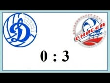 Dynamo-LO - Enisey Krasnoyarsk (Highlights)