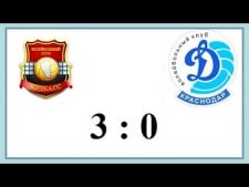 Kuzbass Kemerovo - Dynamo Krasnodar (Highlights)
