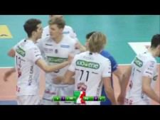 Calzedonia Verona - Kioene Padova (Highlights)