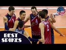 Volleyball Spikes - American Volleyball