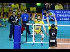 TOP 10 Monster Volleyball Blocks | Single Blocks