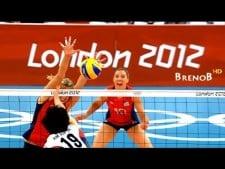 TOP 10 Best Women's Volleyball Single Blocks