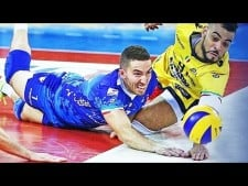 Volleyball Digs in Champions League 2016/17
