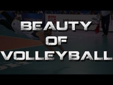 Beauty of volleyball, best volleyball actions !