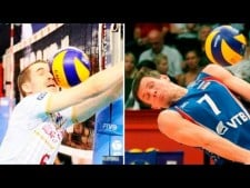 Top 50 Volleyball Headshot | Balls to the Face