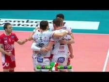 Vero Volley Monza - Trentino Volley (Highlights)
