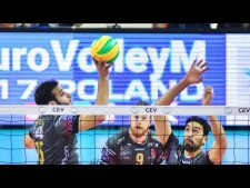 TOP 10 ONE - HANDED SETS | CEV 2017