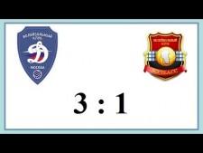 Dynamo Moscow - Kuzbass Kemerovo (Highlights)
