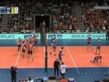 Aleksandar Okolic quick spike (Berlin - Istanbul)