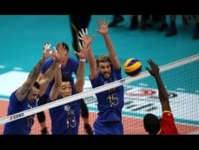 Shanghai Volleyball - Beijing BAIC Motors (full match)