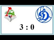 Lokomotiv Novosibirsk - Dynamo-LO (Highlights)