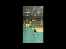 Tawanda R. Mafuva - Alone On The Volleyball Court