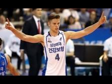 Thijs ter Horst in Korean V-league 2016-17