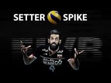 TOP 15 Best Spike by Setter